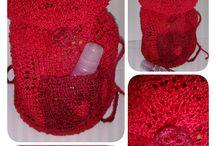 Věci, které / Crochet - Libovolno háčkování  věci