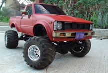 red hilux