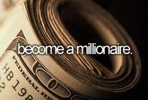 Creating wealth dreams