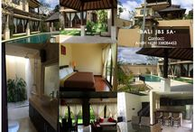 PRIVATE & EXCLUSIVED VILLA FREEHOLD BALI ! / ❤️ BALI • Units Villas & Housing For SALE - FREEHOLD !
