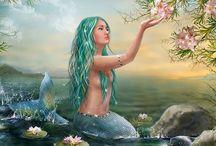 Mermaids / by CR313