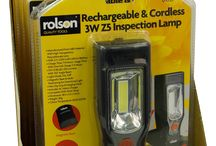 Rolson Torches & Head Lights / Rolson Tools continually look to bring you new innovative products