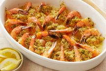 Seafood Recipes / My favorite seafood recipes...  enjoy! / by Brian Hossink