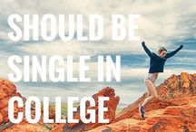 Niche's College Knowledge / College tips for everything you need to know for college. From studying to scholarships, healthy living to organizing - we have some great info for current students as well as those preparing for their first semester.  To find rankings and reviews of all colleges and to get a better understanding of the college search process check out https://colleges.niche.com/ / by Niche