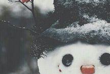 Hiver/Noël / .