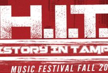 H.I.T History In Tampa - November 7, 2015 / The H.I.T. History in Tampa Music Festival is coming to the USF Sun Dome on Saturday, November 7th!  Featuring Nas, Fabolous, Tink, Trae the Truth, iLoveMakonnen, Famous Kid Brick, Jo Rodeo, Cyhi the Prince and more artists to be announced soon!