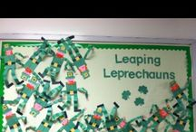St. Patrick's Day Crafts / This page has a lot of free St. Patrick's Day Crafts For Kids,parents and preschool teachers.