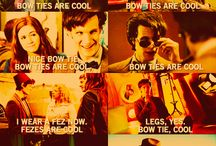 Bowties are Cool {Eleven} / by Sabrina