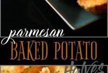 recette patate au four