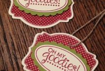 stampin up oh my goodies