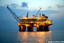 Beauty in Oil & Gas Platforms