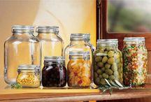 Υαλικά-Glassware / Γυάλινα είδη οικιακής χρήσης σε μοντέρνα χρώματα.