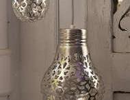 avec des ampoules
