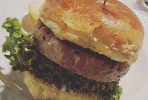 Instagram Ciao signor Burger di tonno.  Io mi chiamo Fame.