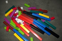 Cuisenaire Rods / by Shani G.