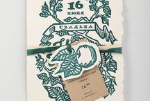 Wedding ideias: invitation