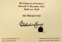 MI PRESENTO Valentina Guidi / Presentazione di una nuova designer di borse di alta artigianalita