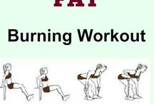 burning work out arm pit. n back