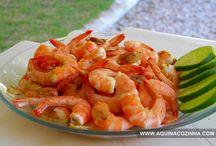 Frutos do mar / Frutos do mar