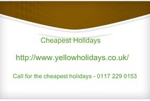 cheapest holidays