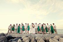Big Wedding Group Photos