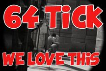 tick 64<3