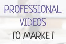 Video Marketing Group Board For Youtubers, Bloggers and Business Owners / This board is for video tips, youtubers, vloggers, and business owners using video to market themselves. To join, please follow me and send an email to imoliviaj@gmail.com