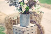 Rustic Wedding x / by Wisteria Avenue
