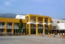 Ξενοδοχεία / Μελέτη, κατασκευή και εσωτερική διακόσμηση ξενοδοχείων