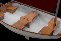 Tenders & Dinghies / Tenders and dinghies designed by Bedard Yacht Design
