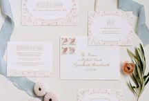 Wedding Invitations & Paper Suite