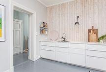 e a t / Kitchen interior