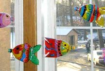 ideas for recycled art