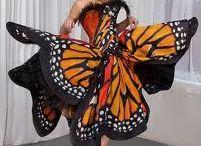 costumes, fashion, art