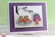 Cards: Halloween / Any make or model !