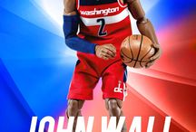 1:9 Scale John Wall / 1:9 Motion Master Pieces John Wall by ENTERBAY Official which invites you to experience the innovation of our officially licenced NBA & movie collectible figurines.