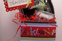 Teacher Appreciation Week (May)