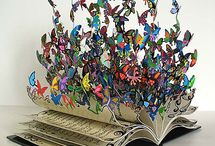Book Art / by World Book Night 2014