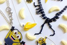 Things I Like: Minions / All things Minion and Despicable Me related.