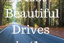 Touren und Trips / Beliebte Reiserouten, Touren und Trips durch die Welt