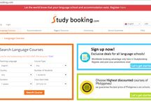 Language Courses Abroad @ Studybooking.com / Studybooking.com is an online booking website that offers discounted language courses and accommodations worldwide up to 50% OFF.
