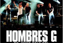 España 2014 Hombres G en concierto / Próximos conciertos de Hombres G en España. Información www.hombresg.net #HombresG