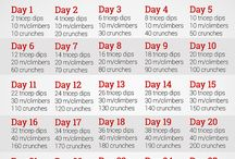 30 Day Exercise Challenges