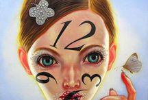 Artist®: Young Chun© / Young Chun, girl, women,