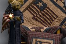Americana Decor Items