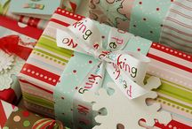 Gift Wrapping / by Vicki Capro