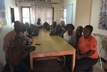 24th July, 2016 / Homes of Promise is a Ugandan charity working with street boys and other vulnerable people. This blog from July 2016 updates Jane's work at George's Place