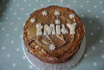 Cake ideas / For our volunteer bakers to take inspiration