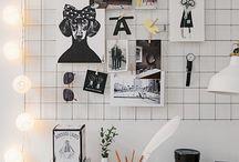Skrivbord/home decor