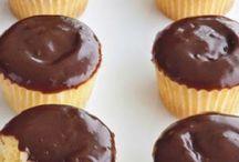 Eclair cupcakes